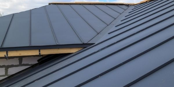 metal roofing panels on lancaster pa home